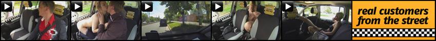 Czech Taxi - ukryta kamera w Praskiej taksówce!